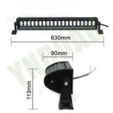 barre Salut-Inférieure d'éclairage LED de faisceau de 24.8inch 160W pour le Wrangler de jeep
