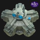 Basse vitesse Haute couple du moteur hydraulique à pistons radiaux (NHM1/2/3/6/8/11/16/31)