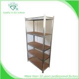 Estante del hierro del almacenaje del almacén de la alta calidad y estante del almacenaje de la esquina