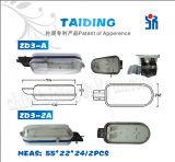 Caliente de la venta del proveedor impermeable al aire libre IP54 Calle Camino pantalla ligera