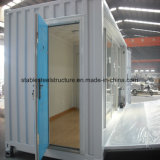 現代デザインのプレハブの容器のモジュラー家