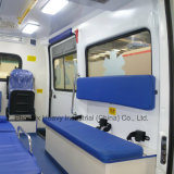 Hohes Roof Iveco Chassis Ambulance Car mit Diesel Engine