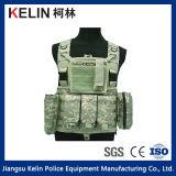 Chaleco de exército de boa qualidade com material de nylon para Militray