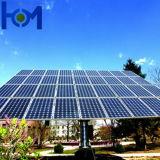 3.2mm ont enduit la glace Tempered de panneau solaire de la SPF, OIN, GV