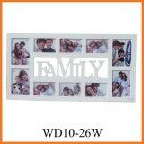 10 частей декоративные рамы семейных фотографий (WD10-26W)