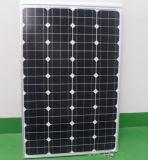 12V 130W mono panneau solaire pour caravane dans le camping