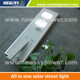 20W25W30W40W All dans One Integrated Solar Street Lamp