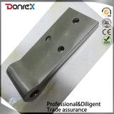 Conetor feito sob encomenda da carcaça da precisão do aço inoxidável com perfuração