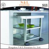 MFC Modular Modern Free Standing Kitchen Gabinete