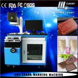 machine de marquage au laser CO2 non métalliques pour le bois, plastique, acrylique, verre, etc.
