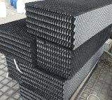 Pellicola rigida del PVC del nero dello strato del PVC per il materiale di riempimento della torre di raffreddamento