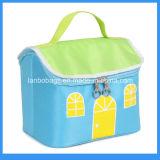 Los niños adorables personalizados baratos refrigerador aislado almuerzo Bolso