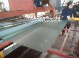 4-12mm曇らされたガラスは非指プリントまたは酸ガラスをエッチングした