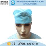Chapéu não tecido descartável da enfermeira