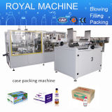 Boîtes à bouteilles Carton Drop Packing Machine Box Packing Machine