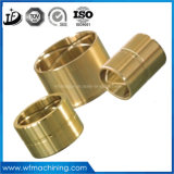 OEM Messing/Koper/Brons CNC die Delen met CNC de Verwerking van het Metaal machinaal bewerken