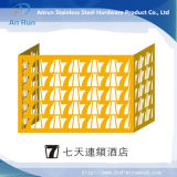 Perforierter Aluminiumklimaanlagen-Deckel für Schutz