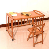 Кровать кровати младенца Bamboo переклейки Mutifunction Bamboo Bamboo для малыша/ребенка
