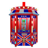 Mantong 특허 디자인 장난감 클로 기중기 기계 선물 자동 판매기