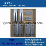 Aluminiummg CNC-maschinell bearbeitenprototyp