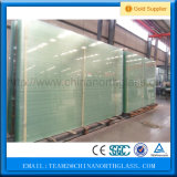 Edifício Comercial Usado Vidro Limpo Limpo para Portas