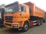 都市ダンプトラックを採鉱するShacman 6X4のダンプトラック