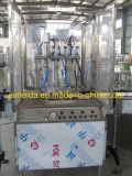 Machine de remplissage de mousse PU à pulvérisation automatique (QGQ-750)