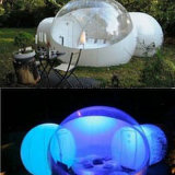 膨脹可能な泡テント