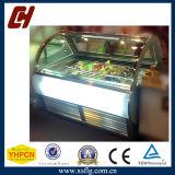 Eiscreme-Bildschirmanzeige-Gefriermaschine-/Eiscreme-Bildschirmanzeige-Preis