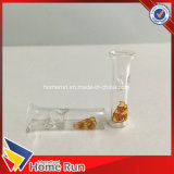 Extrémité en verre saine et pratique avec l'extrémité en verre de prix usine