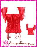 Nuova corsetto disossato di Underwired del merletto di Arrivel tazza sexy