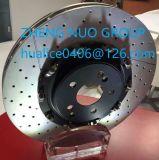 Quanlity élevé avec le certificat Ts16949 des disques de frein