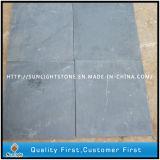 Ardoise noire/grise normale de pierre de culture pour parqueter des tuiles de /Roof