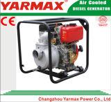 Irrigación agrícola de la granja de Yarmax 186f bomba de agua diesel de 4 pulgadas