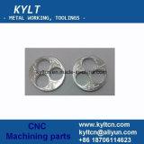 Il processo della macchina di alta precisione parte lavorare del magnesio di CNC