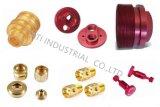 Латунные/алюминиевые штуцеры клапана вспомогательного оборудования клапана тела клапана