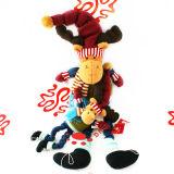 Het Stuk speelgoed van Kerstmis van de pluche
