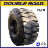 Poids des pneus de camion radial 23.5-25 24.00-35 E3L3 hors de la route OTR pneumatiques