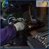El estruendo 763/DIN 764/DIN 766 soldó el encadenamiento de conexión largo coloreado uno mismo del acero inoxidable S.S
