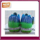 Горячая тренировка продавцов резвится ботинки футбола