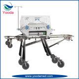Детский инкубатор с Phototherapy медицинского оборудования