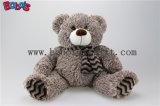 De zachte Dierlijke Teddybeer Stummy van de Pluche van het Stuk speelgoed Grote met Sjaal