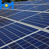 vetro Tempered rivestito del comitato solare di uso del comitato solare di 3.2mm con SPF, iso, SGS