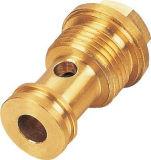 Las piezas de aluminio/aluminio de la forja de cobre amarillo de cobre amarillo apropiada de cobre amarillo de las guarniciones forjaron los tubos/el tubo de cobre amarillo
