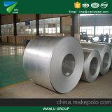 Tôles laminées à froid en acier galvanisé pour la construction de bâtiments de la bobine