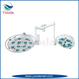 De dubbele Hoofd Werkende Lamp van het Ziekenhuis van de Levering van het Type van Plafond Medische