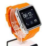 Mq588 腕時計の電話、 1.54 インチ TFT の接触スクリーン Bluetooth の機能 Bluetooth ヘッドセットをサポートして、ステレオブルーを再生します
