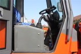 China Tl1500 carregador telescópico da roda do crescimento de 1.5 toneladas com Forklift