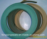 Guía de Material de PTFE Bronce hidráulico anillo tiras
