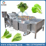 Rondella di verdure dell'acciaio inossidabile con le bolle di aria
